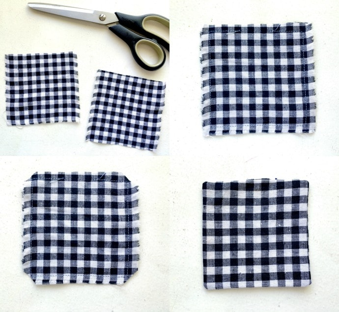 how to make a lavender drawer sachet