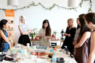 Maryanne Moodie weaving workshop Etsy