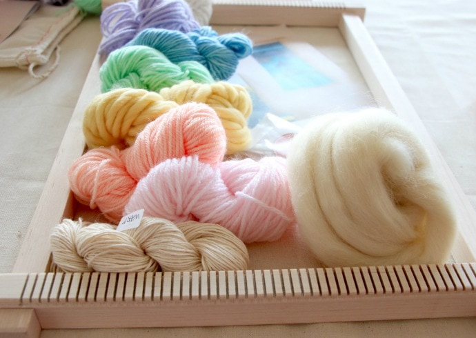 tapestry loom kit