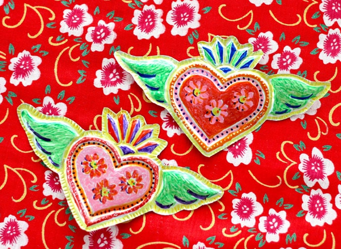12 valentine's day must make craft projects