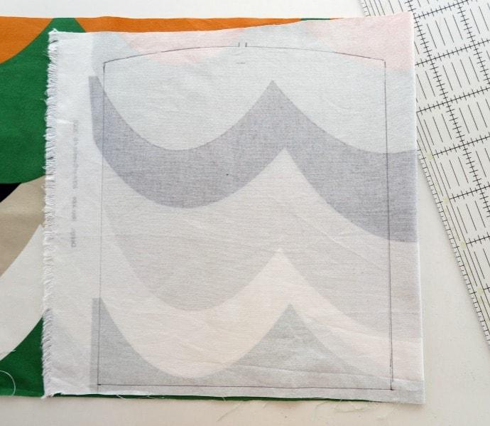 Diy Peg Bag sewing tutorial mypoppet.com.au