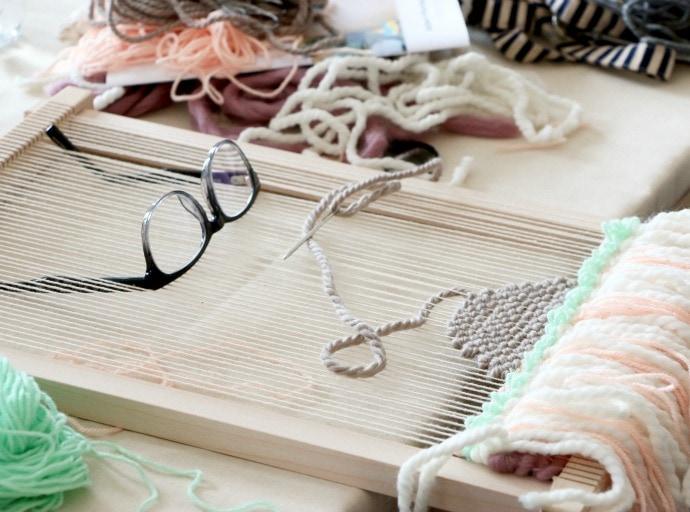tapestry loom kit