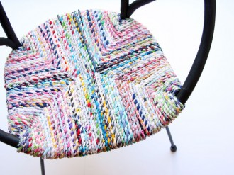 twine chair seat