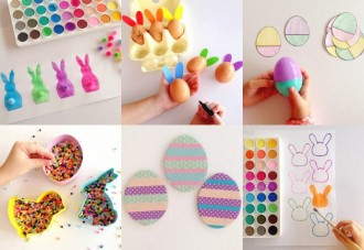 6 creative and educational Easter Activites for kids