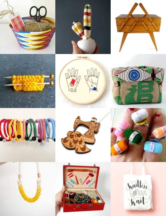 Etsy Crafty Mother's day gift guide