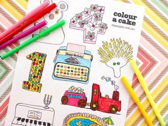 Womens Weekly Childrens Birthday Cake Book Archives My Poppet Makes - Womens weekly childrens birthday cake cookbook