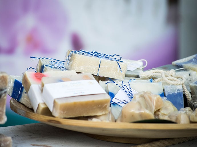 Handmade soap instructions