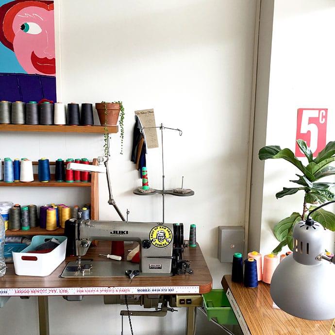 Paul and Paula Melbourne studio