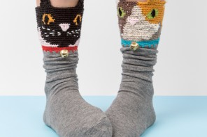 Put your best foot forward – Frankie Magazine Sock Auction