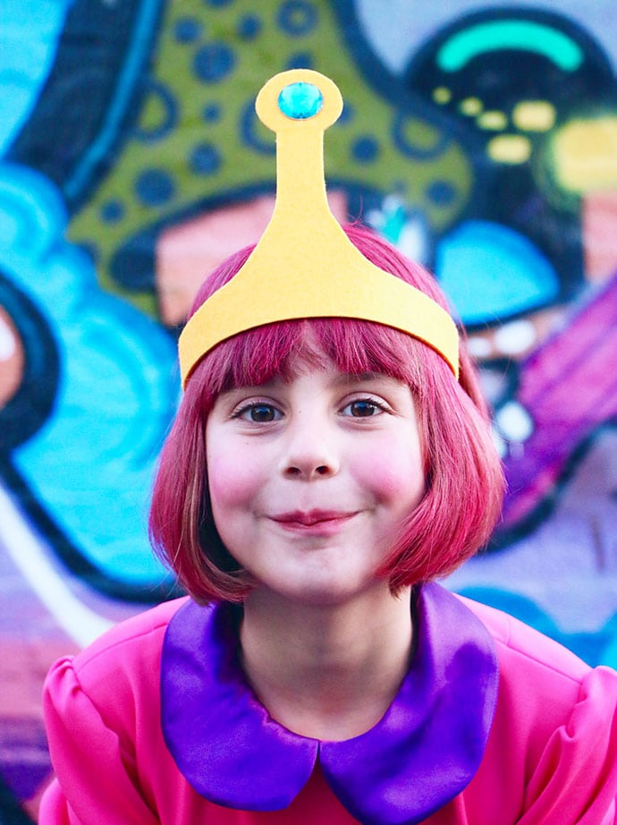 Princess Bubblegum cosplay mypoppet.com.au