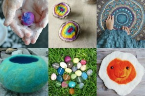 6 Wet Felting Projects I'd Like to Try