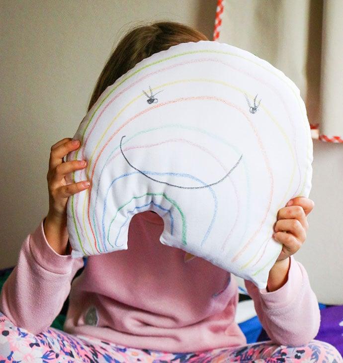 Kids Craft: DIY SOFTIE TOY