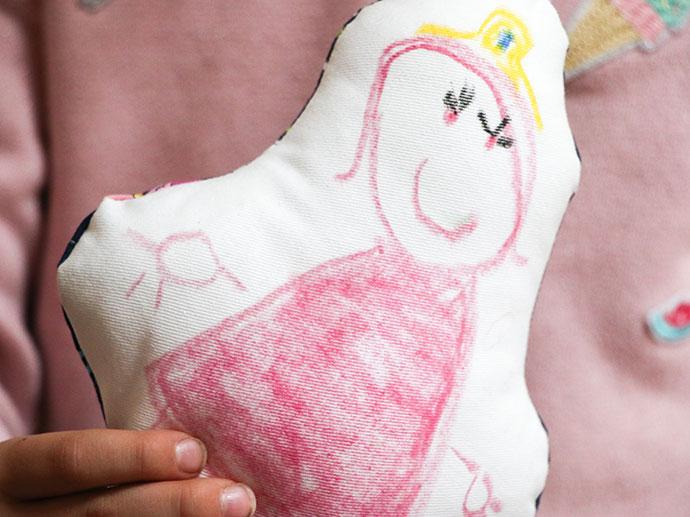 Kids Craft- DIY soft toy