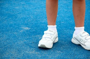 How to repair worn out velcro straps on sports shoes mypoppet.com.au