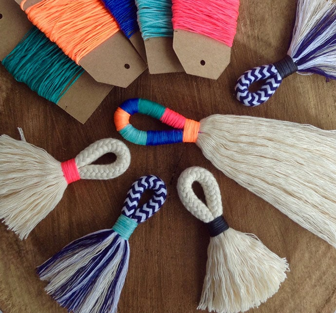 DIY Tassel kit