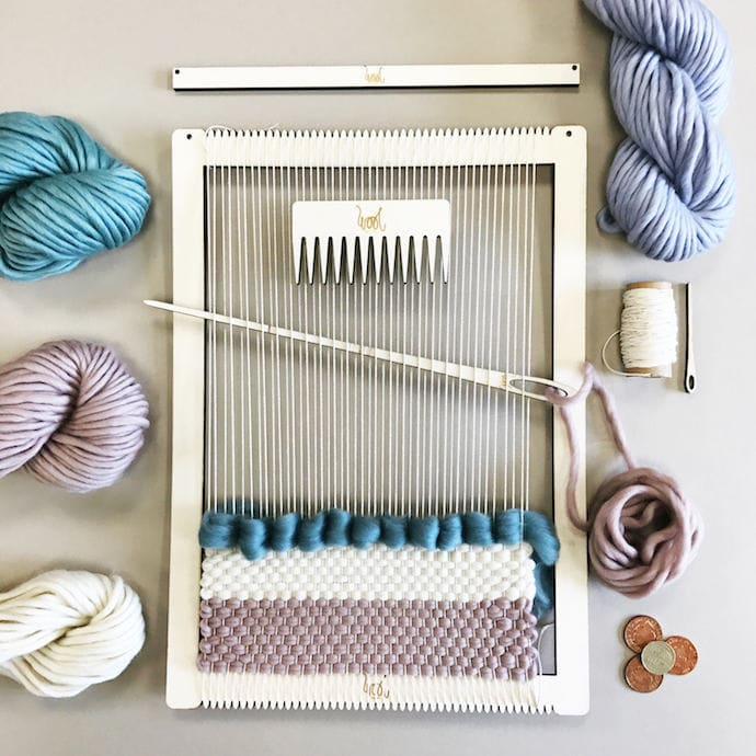 Weaving loom Etsy Gift Guide