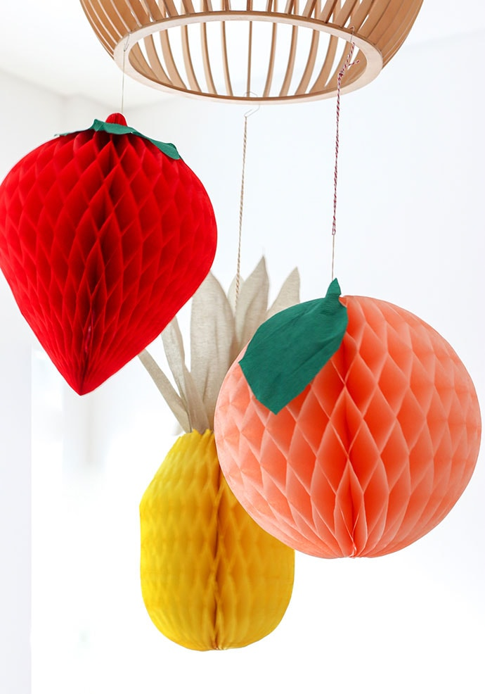 hanging fruit decorations - mypoppet.com.au