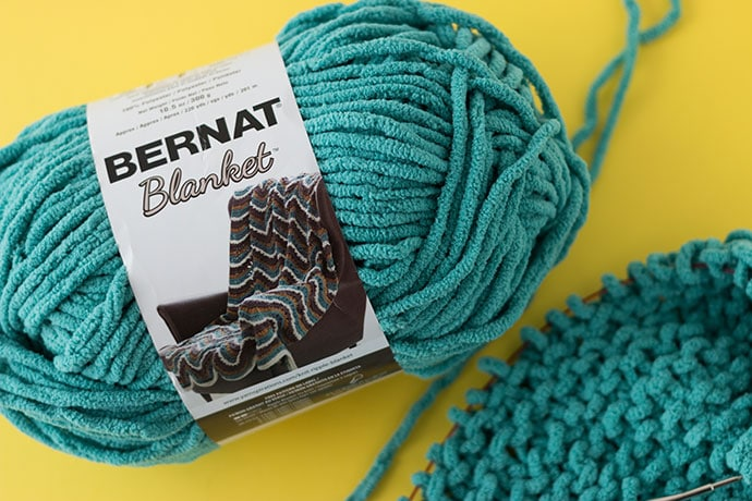 bernat blanket yarn review