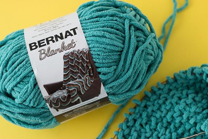 bernat blanket yarn review