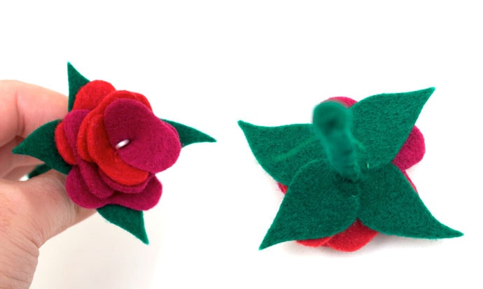 Felt Craft Flower: www.mypoppet.com.au/makes