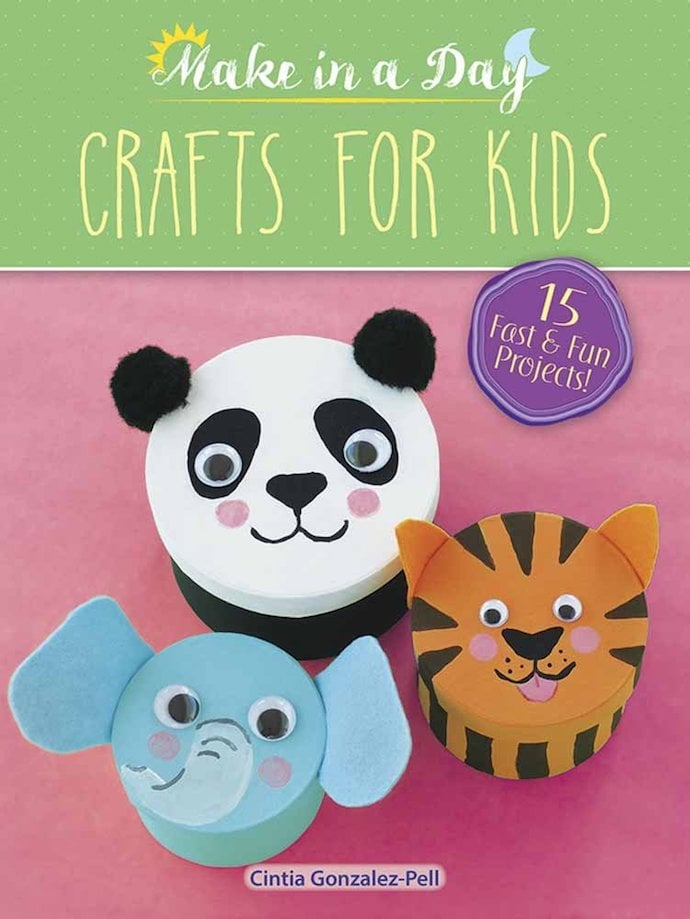 Make in a day - Crafts for kids