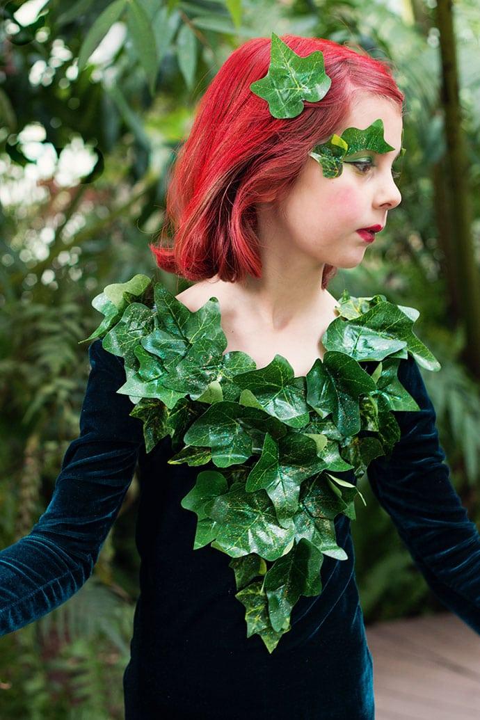 Poison Ivy Cosplay Costume - mypoppet.com.au