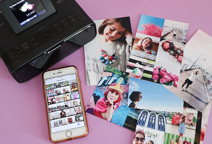 How to print photos from your phone