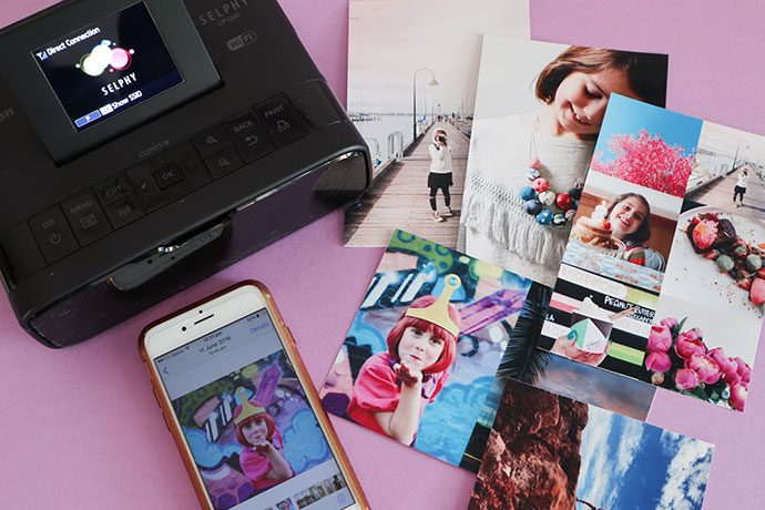 Canon Selphy printer review - How to print your own 4x6 photos at home