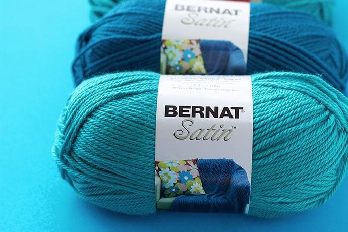 bernat satin yarn review - mypoppet.com.au