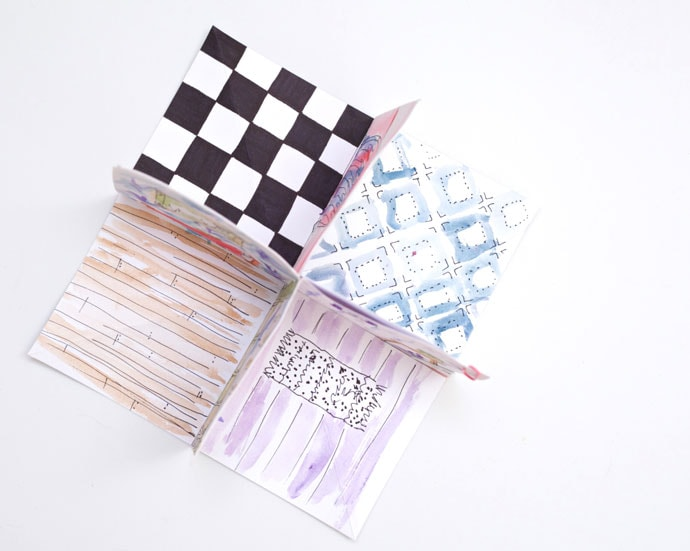 Paper Craft House: www.mypoppet.com.au/makes