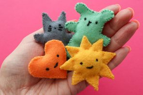 Sew a Softie: Pocket Pals