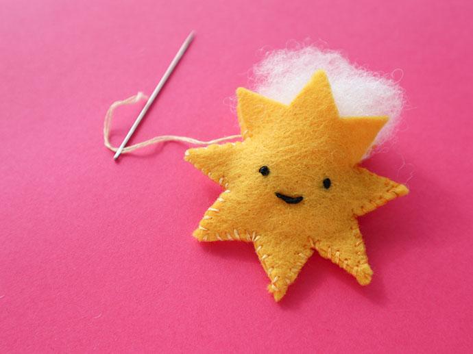 Sew a softie - Pocket pal mypoppet.com.au