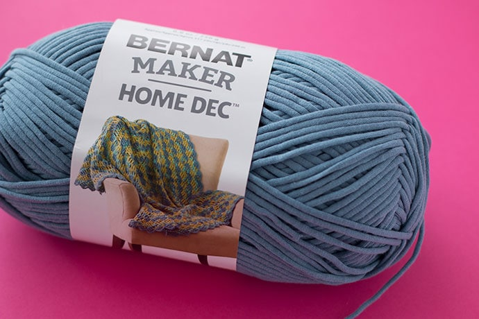 Berat maker home dec - yarn review - mypoppet.com.au