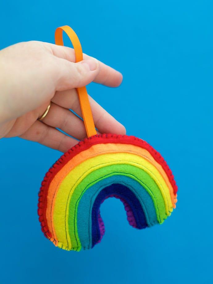 Felt Craft Rainbow - mypoppet.com.au
