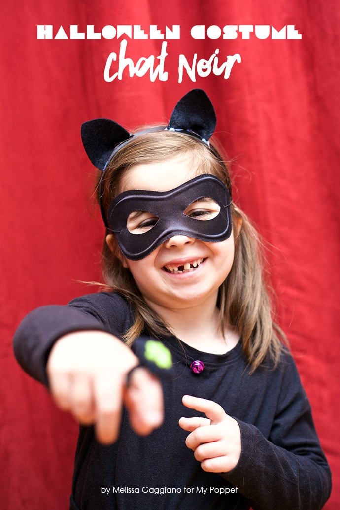 Cat Noir, Chat Noir Halloween Costume - mypoppet.com.au