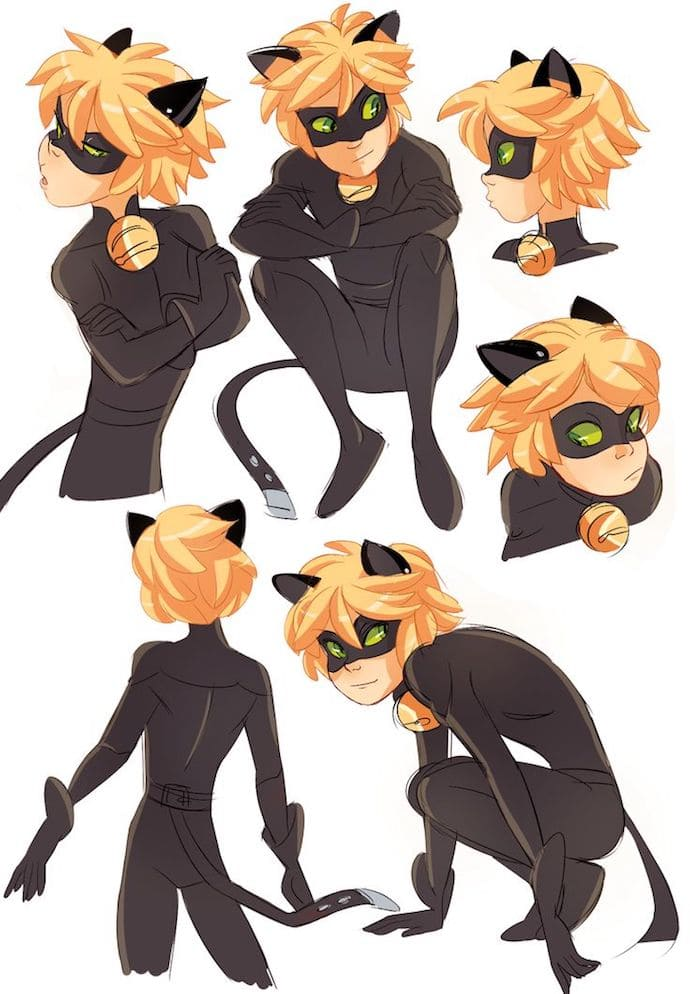 Chat Noir artwork