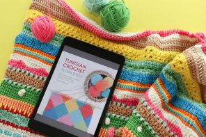 Craft Book Review: Tunisian Crochet Workshop