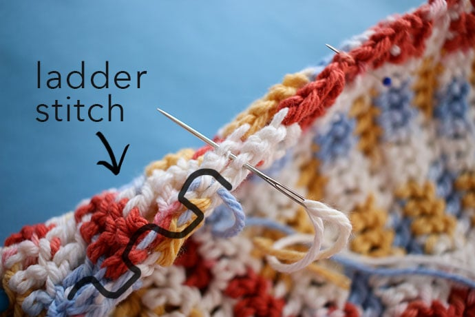 Ladder stich
