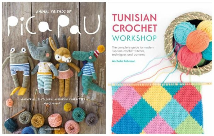crochet craft books - mypoppet.com.au