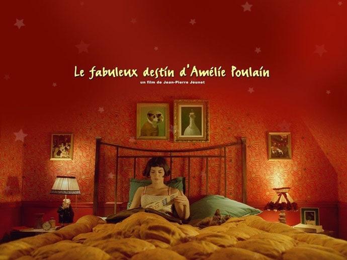 Amelie Film poster