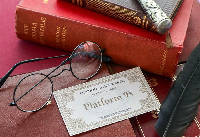 Ticket to Hogwarts Express - Mypoppet.com.au