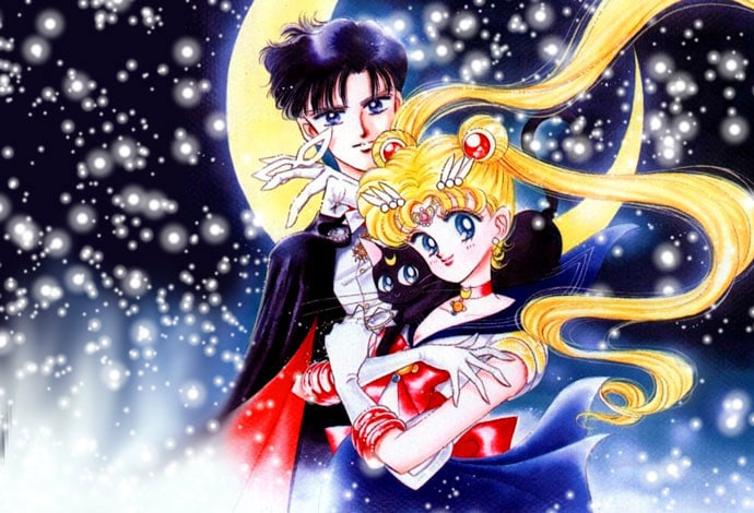 Original Sailor Moon artwork