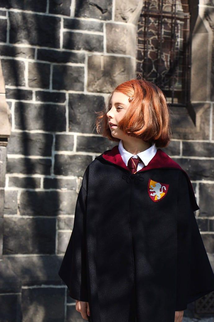 Ginny Weasly Cosplay - mypoppet.com.au