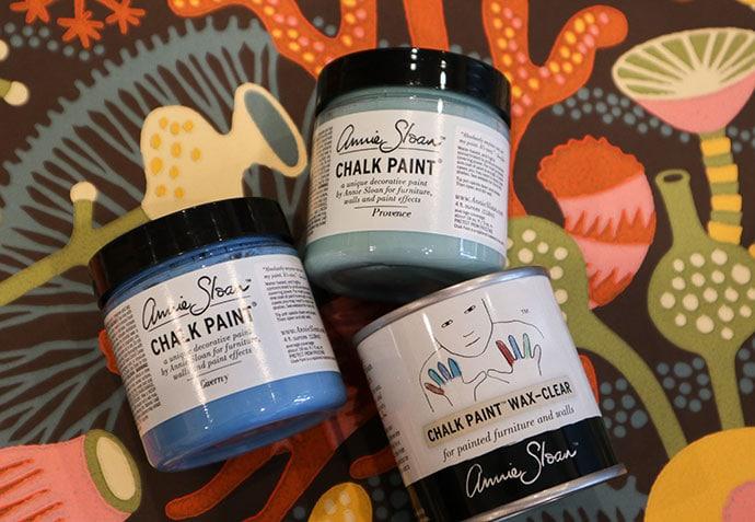 Annie Sloan Chalk Paint - mypoppet.com.au