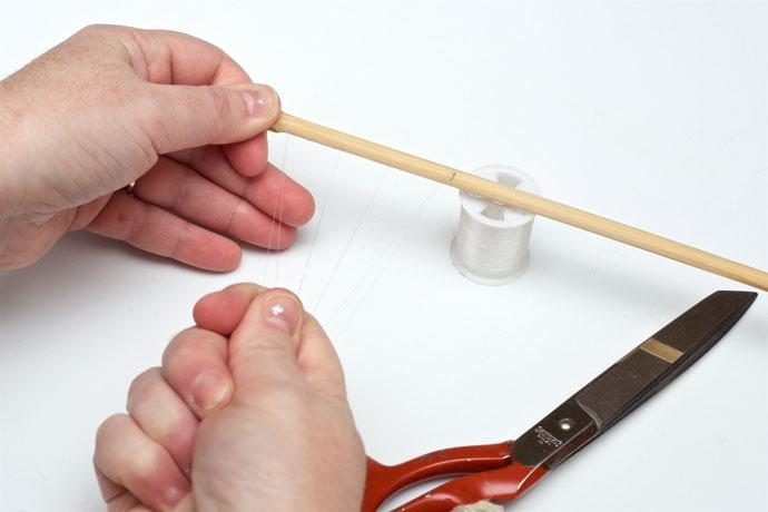 DIY yemek çubuğu saç tokası süs - mypoppet.com.au