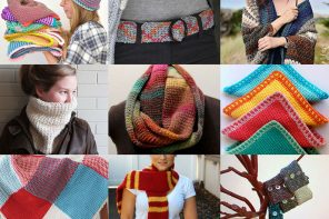 9 Free Tunisian Crochet Patterns for Beginners