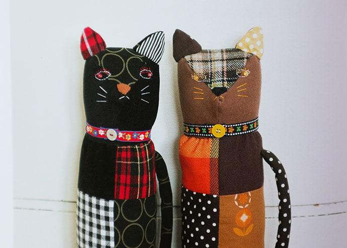 cat-shaped door stoppers