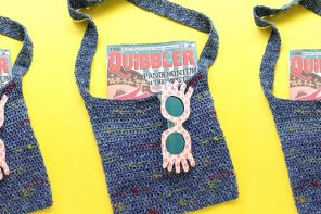 Crochet Pattern: Luna Lovegood Tote Bag