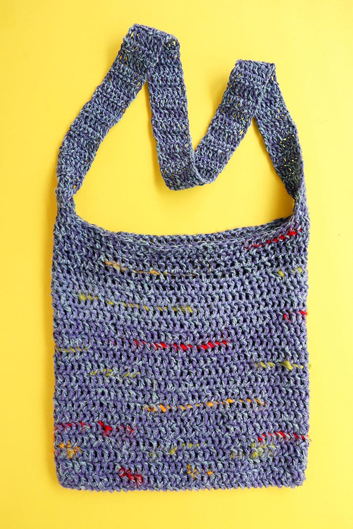 Crochet Tote Bag Pattern - mypoppet.com.au
