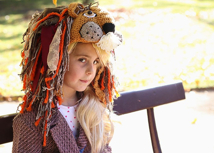 Luna Lovegood Costume With Diy Spectrespecs Instructions